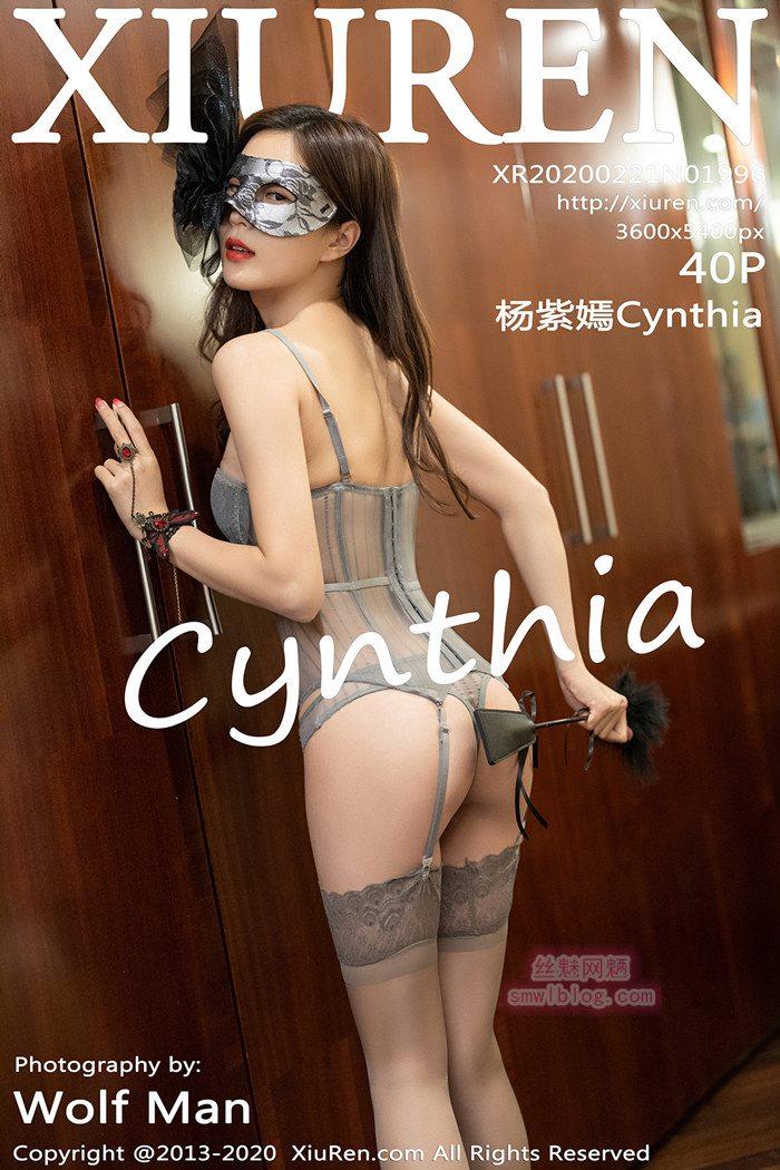 [XIUREN秀人网]XR20200221N01996 2020.02.21 杨紫嫣Cynthia[67+1P/255M]